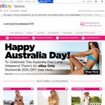 Wicked Weasel - 20% off eBay Store Australia Day Sale
