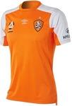 Brisbane Roar Home Jersey $50 (Was $109.99) @ Rebel Sport