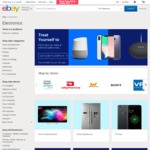 20% off 26 Selected Stores @ eBay (Dell, Allphones, Sydneytec, Futu, amaysim + More)