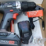 [NSW] Ozito 18V Li-Ion Drill Driver Kit with 1.5Ah Battery $20 @ Bunnings Gregory Hills