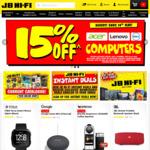 Blu-Ray & 4K - Buy 1 Get 1 Free @ JB Hi-Fi