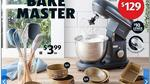 Stirling Die-Cast 700W Stand Mixer ($129) ALDI Special Buys 23/05 & 26/05