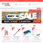 iPad 6th Gen Wi-Fi 32GB $428, 25% off EKO Guitars, 20% off Vuly Lift Trampolines & More - EOFY Sale @ The School Locker