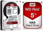 WD Red 5TB NAS Hard Drive WD50EFRX $152 Delivered When Purchasing 2 Or More @ electricdiamond eBay (Must Use eBay US)