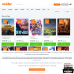 20% Extra Discount Site-Wide with Coupon Code @ Voidu