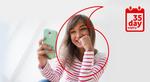 Vodafone Prepaid 25GB $20 (Was $40) 35 Day Expiry @ Vodafone
