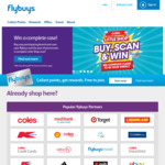 FlyBuys: Save 10c/L off Petrol @ Coles Express