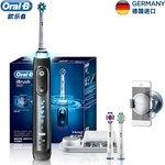 BRAUN Oral-B iBrush9000 Smart Sonic Electric Toothbrush, Black AU $137.70 Delivered @ Joybuy