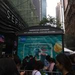 [NSW] Free Soft Serve Ice Cream @ AmEx Soft Serve Station (Sydney, Pitt St Mall)