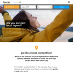 Win 1 of 4 Prizes of $1,000 from Tigerair [Residents of Melbourne, Sydney, Adelaide & Perth - Post Short Video or Picture]
