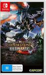 [Switch] Monster Hunter Generations Ultimate - $58.99 @ Amazon AU/OzGameshop