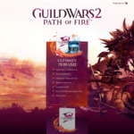 [PC] 50% off Guild Wars 2 Path of Fire Expansion ~AU $19.72 (US $14.99) Collection ~AU $32.89 (US $24.99) @ Guild Wars 2 Store