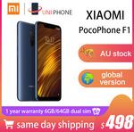 Xiaomi Pocophone F1 Dual SIM, 6GB + 64GB Steel Blue Global Version, $479 (Was $498) Delivered @ Uniphone