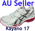 ASICS KAYANO 17 WOMENS Running Shoes $156.74 + Free delivery @ebay