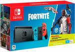 Nintendo Switch Limited Edition Fortnite Bundle $416.66 Delivered @ Amazon AU