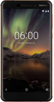 Unlocked Nokia 6.1 (2018) US $179 / AU $249 + Shipping @ B&H Photo