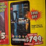 Google Pixel 2 XL 64GB (Just Black) - $799 @ JB Hi-Fi
