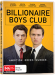 Win 1 of 5 - Billionaire Boys Club DVDs with Girl.com.au