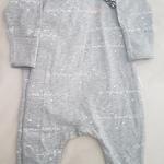 [WA] Bonds Baby Cozysuit Grey Marle/White sizes 0000 and 000 (0-3 months) $3 (were $19.95) @ Big W (Midland Gate)