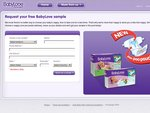 Free Nappy Sample from Babylove