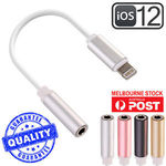 3.5mm AUX Headphone Jack Adapter Cable for iPhone Lightning to Audio $0.99 Delivered @ 28062013max eBay