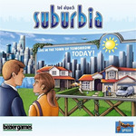 Suburbia Board Game $43.99 + $10 Delivery @ Board Geeks