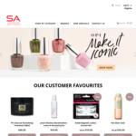 20% off Sitewide @ SA Hair, Nail & Beauty Supplies