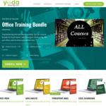 90% off Office Training Bundle $150 (Worth $1500) @ Yoda Learning