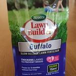 [WA] Scotts Lawn Builder Buffalo Lawn Fertiliser 2.5kg $7.50 @ Bunnings Bayswater
