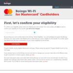 Free Global Wi-Fi for 28 Degrees Platinum Mastercard Holders @ Boingo (1 Million+ Hotspots Worldwide)