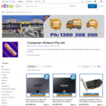 Computer Alliance 20% off Storewide @ eBay