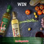 Win a Hamper Containing La Española Olive Oil Products from La Española on Instagram