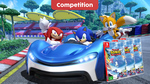 Win 1 of 3 Copies of Team Sonic Racing (Switch) from Vooks