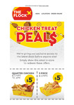 [WA] Chicken Treat Meal Deals: Whole Chicken & Monster Chips for $14.99, ¼ Chicken + Chips $5 @ Chicken Treat Metro Stores Only