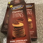 Mcvitie's Digestive Thins $1 @ Reject Shop