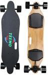M-4 Teemo 38'' Longboard- Electric Skateboard with Wireless Remote from US $374.00 (~AU $550.08) Shipped @Teemoboard