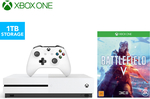 [UNiDAYS] Xbox One S 1TB Console + Battlefield V $264.60 + Shipping (Free with Club Catch) @ Catch