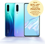 Huawei P30 Breathing Crystal or Aurora $746.98 + Delivery (Free with eBay Plus) @ Allphones eBay