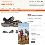 Merrell Men's Sandals - All Out Blaze Sieve Convertible $99.99 Delivered (RRP $169.99) @ Merrell Australia