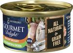 Gourmet Delight Adult Cat Food Healthy Weight 85g $0.35 @ Woolworths