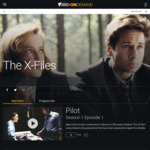 Free - The X-Files: Seasons 1-6 @ SBS On Demand