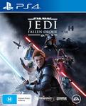 [PS4] Star Wars Jedi: Fallen Order $55 Delivered @ Amazon AU