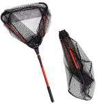 Lightweight Portable Foldable Fishing Triangle Nylon Net US $7.49 / AU $11.17 Delivered @ Tomtop