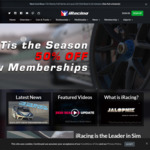 iRacing Subscription 3 Months for $5 USD (Lapsed Memberships Only)