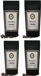 Buy 1 Get 1 Free - 4x 250gm Variety Pack (8x 250gm Packs Total / 2kg Roasted Coffee Beans $49.99), Free Delivery @ Agro Beans