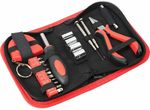 ToolPRO Glove Box Tool Wallet - 21 Pieces $4.80 (Was $10) C&C only @ Supercheap Auto