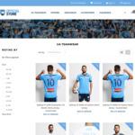 40% off Selected 2019 Sydney FC Teamwear (Jerseys / Jackets $66) + $8.95 Shipping @ Sydney Football Club Store