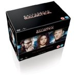 Battlestar Galactica Complete Series - DVD AUD$79, Blu-Ray AUD$93 Delivered @ Amazon UK
