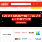 50% off Storewide & 70% off Furniture at Edex
