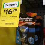 [NSW] Energizer Headlight LED 100 Lumen $16.20 (35% off from RRP $25) @ Woolworths, Seven Hills